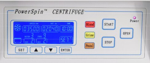 Unico PowerSpin EX Centrifuge Oversized Display -  C8924
