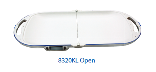 Health O Meter Digital Portable Pediatric Tray Scale - 8320KL - open