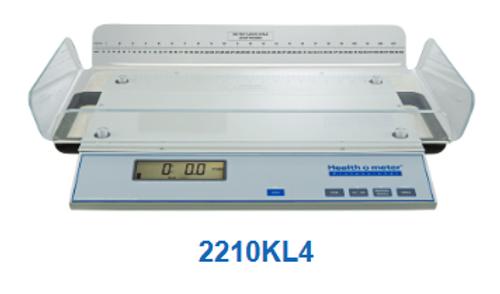 Health O Meter High Resolution Digital Neonatal Scale - 2210KL  - 4 sided