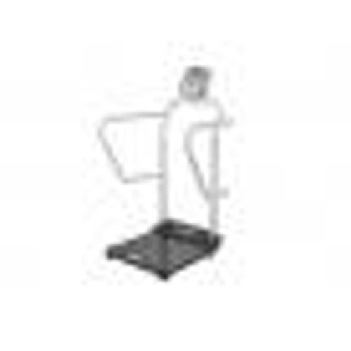 1100KL -  Health o meter - Digital Platform Scale - Side View