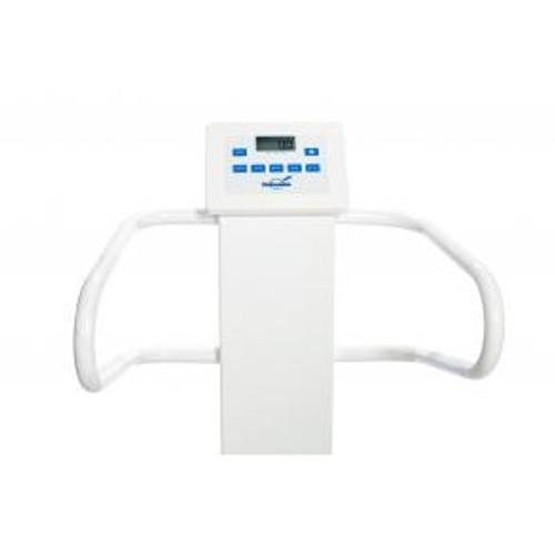 Health o meter - Antimicrobial Platform Scale - 3102KL-AM