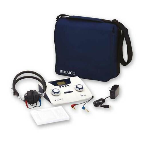 Booth Medical - Maico Audiometer - MA25 Air Conduction Carry Case