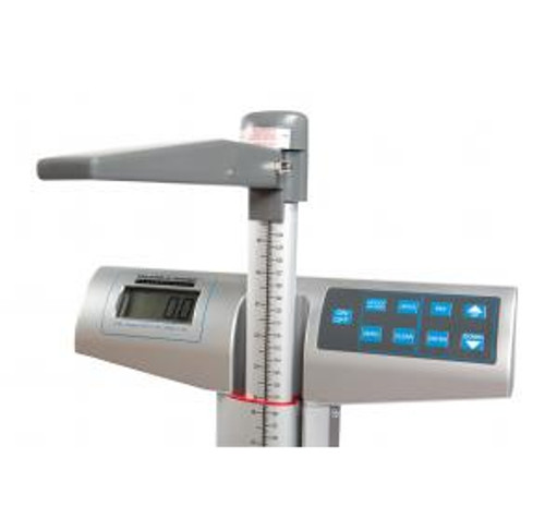 Booth Medical - 500KL Digital Scale Top View Height Rod (500KL Rod)