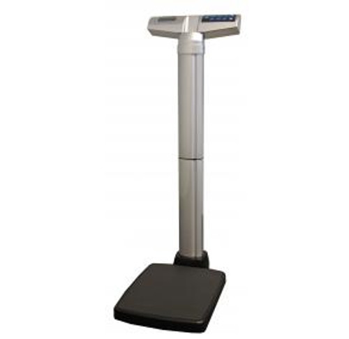 Booth Medical - 499KLAD Health o meter  -  * waist-high *BMI * Digital Scale - With AC Power Adapter