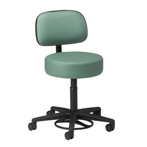 Clinton 2145-21 Medical Stool With Optional Backrest