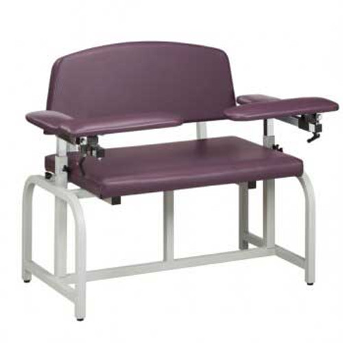 Booth Medical - Clinton Bariatric Phlebotomy Chair Model 66000B