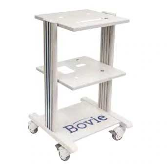 Bovie A1250s Electrosurgical Generator - Bovie Specialist PRO - Mobile Stand