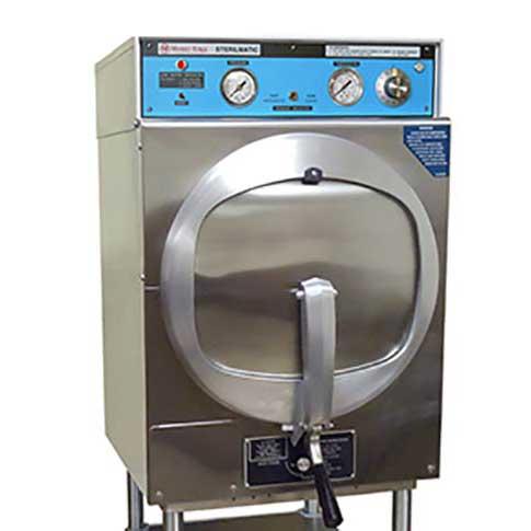 Booth Medical - Market Forge STM-E Sterilizer - Analog Controls