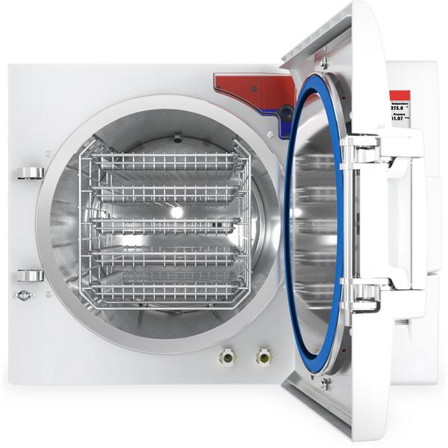 Tuttnauer EZ11Plus Automatic Autoclave - Open Door