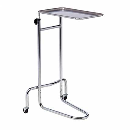 Mayo Instrument Stand, Double Post - M22 - Booth Medical -