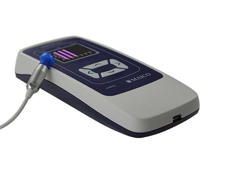 Maico ERO SCAN OAE Test System, DPOAE Screener - 8106213