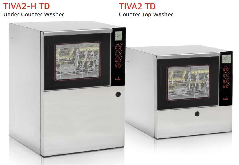 Tuttnauer Tiva 2 Series Disinfector Washer Sterilizer - Sizes