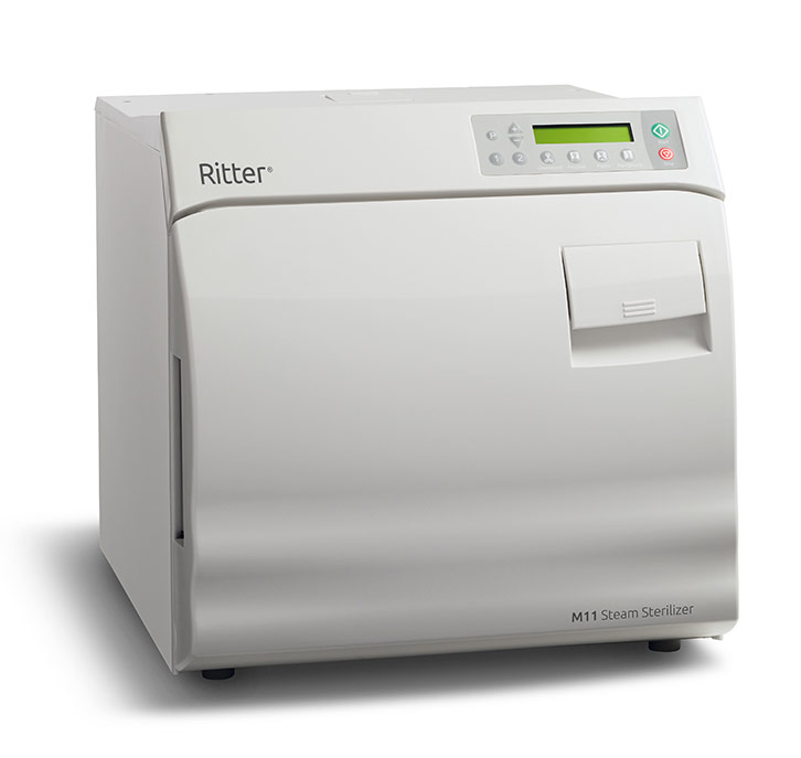Midmark M11 Autoclave - Angled