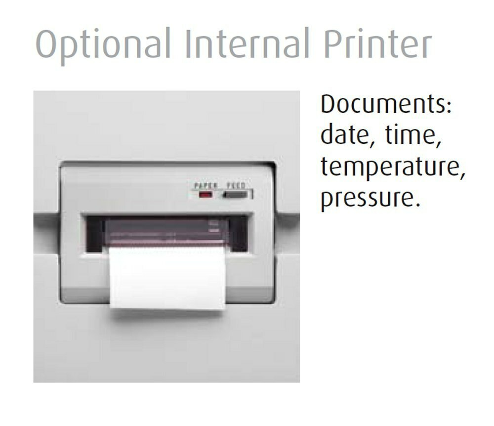 Tuttnauer Optional Printer