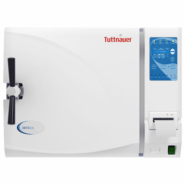 Booth Medical - Tuttnauer 3870EA Automatic Autoclave Sterilizer - With Printer