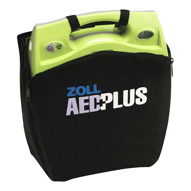Zoll Aed Plus With Carry Case