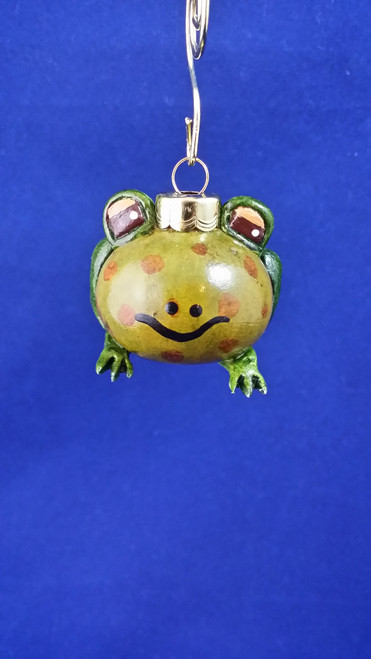 Froglet Ornament
