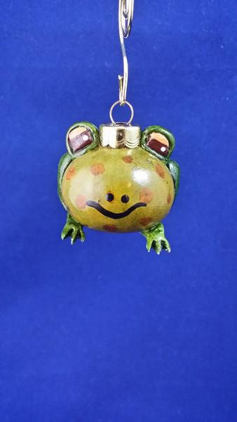 Froglet Ornament