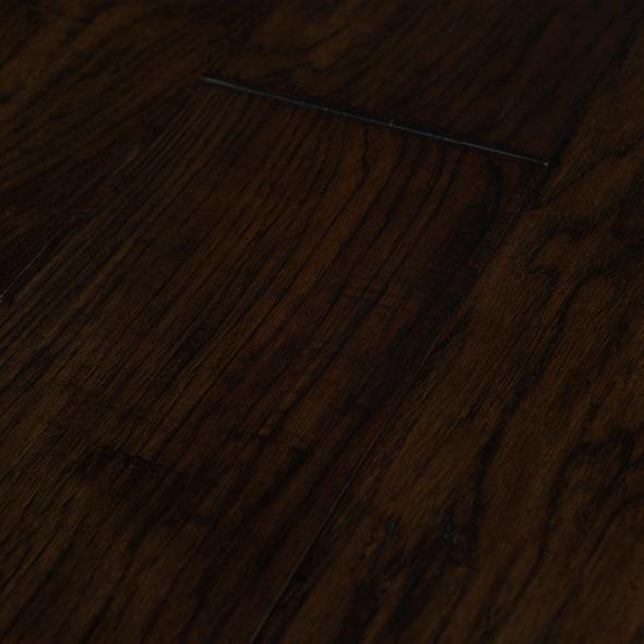 Hickory Distressed - Dark Brown