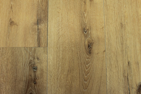 Oak Natural SPC with pad
