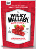 Wiley Wallaby Red Licorice 10oz.
