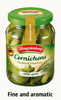 Hengstenberg Cornichons Mildly Spicy 12.5oz