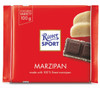 Ritter Sport Marzipan with Dark Chocolate 3.5oz (100g)