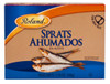 Roland Smoked Sprats in Oil 3.75 (106g)