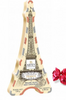 Abtey Eiffel Tower Box w/ Praline Filled Chocolate 4.58oz (130g)