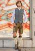Stockerpoint Mens Traditional Weiss Shirt