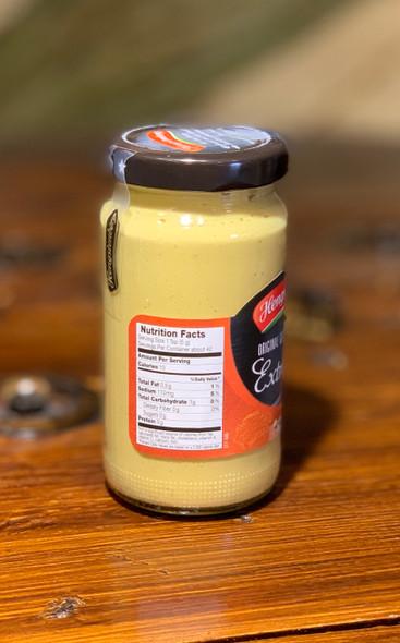 Hengstenberg Extra Hot Mustard 7.6oz