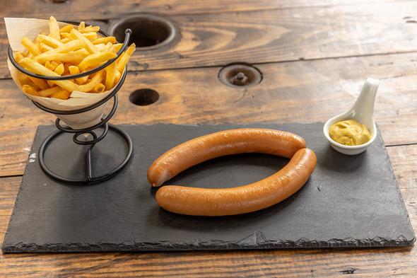 Germandeli.com German Style Frankfurters/Wieners (6) per 1.10 lb.