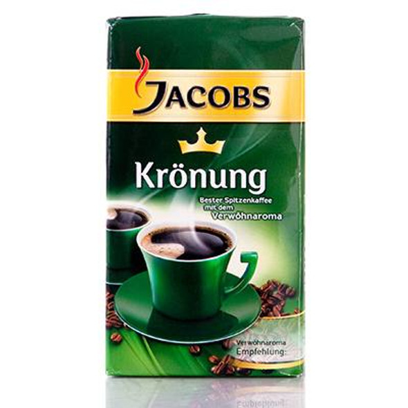 Jacobs Kronung Ground Coffee 8.8oz (250g)