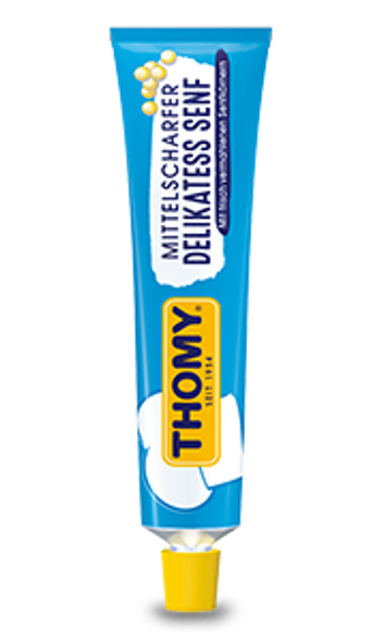 THOMY Delikatess-Senf 100ml