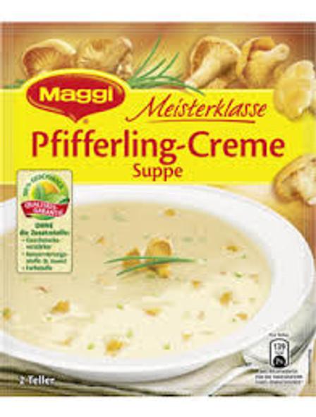 Maggi Pfifferling Cremesuppe