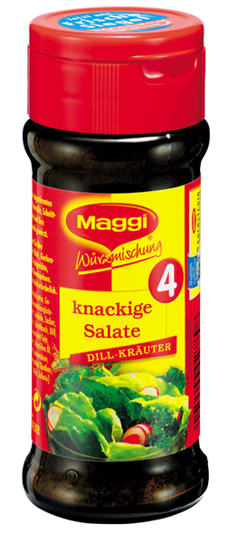 Maggi Knackige Salate Dill-Krauter # 4 60g