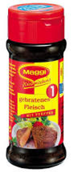 Maggi Gebratenes Fleisch # 1