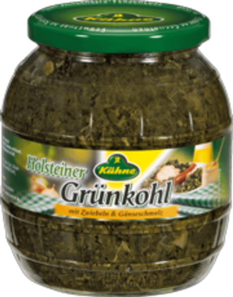 Kuhne Grunkohl Holsteiner Barrel 28.7oz (850ml)