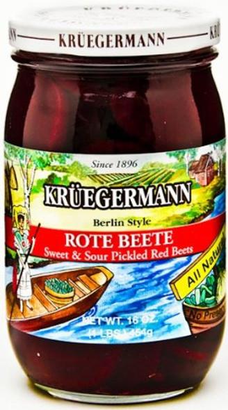 Kruegermann Rote Beete 12oz