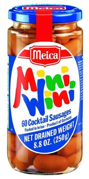 Meica Mini Wini Cocktail Sausages 8.8oz