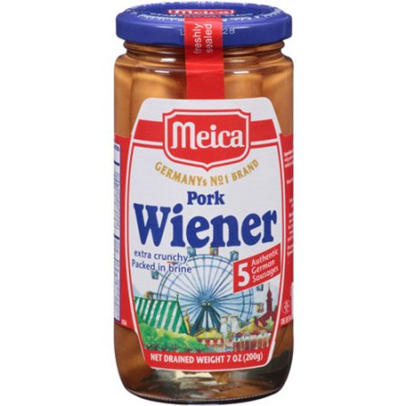 Meica Pork Wiener 7oz (200g)
