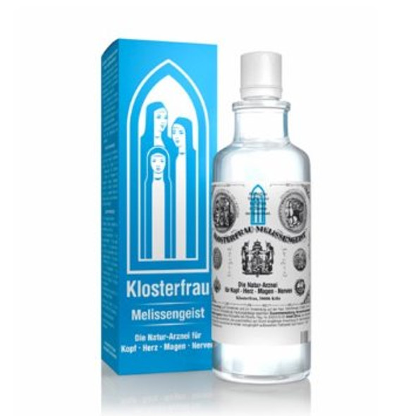 Klosterfrau Melissengeist Herbal Scented Body Rub 330ml