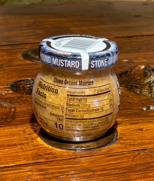 Inglehoffer Stone Ground Mustard 4oz