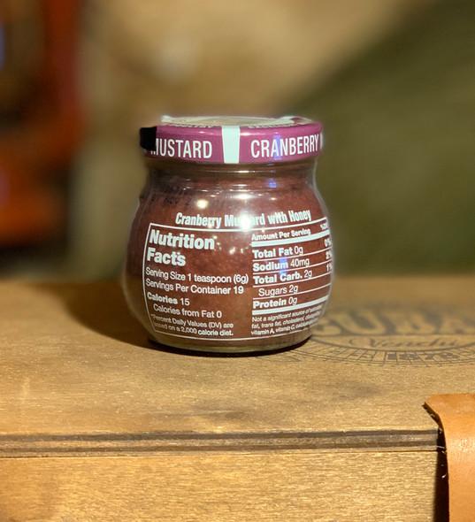 Inglehoffer Cranberry Mustard 4oz