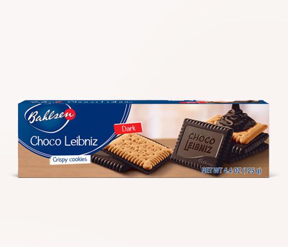 Bahlsen Choco Leibniz Noir - Dark Chocolocate 4.4oz