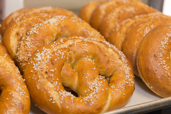 Old World's Award-winning, Authentic German Pretzels…… made fresh daily!
