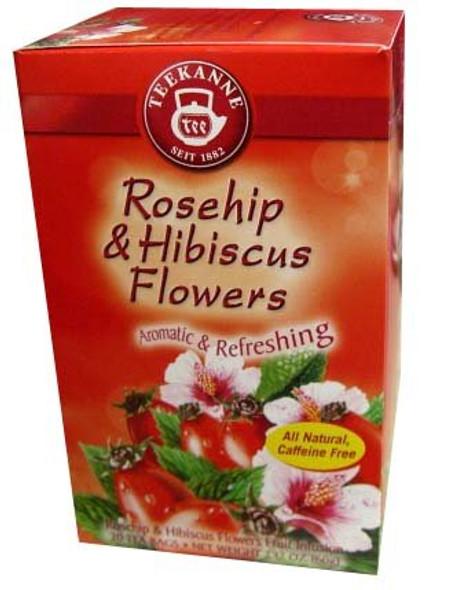 Teekanne Rosehip & Hibiscus Tea