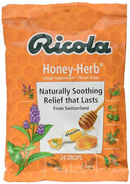 Ricola Honey Herb