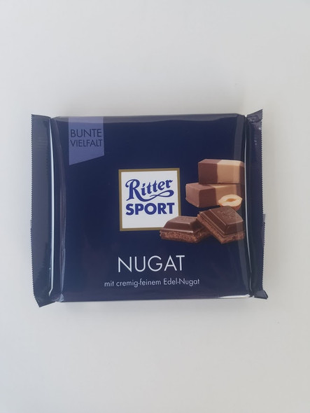 Ritta Sport Nugat 3.5oz (100g)
