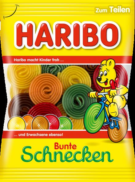 Haribo Bunte Schnecken